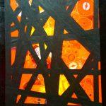 Tape-Art von Beate Ebert Künstlerin der Ateliers am Werftpark