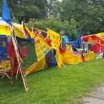 Kunstcamp Katzheide initiiert von kucoa.de Malschule der Kulturwerftt